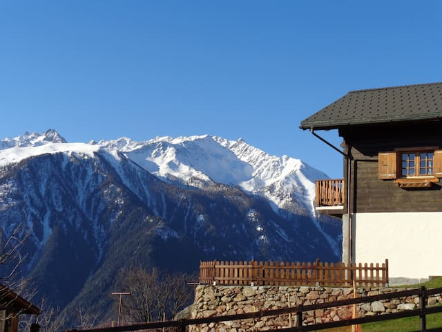 Chalet Moinstrois - Martigny-Combe - Chalet
