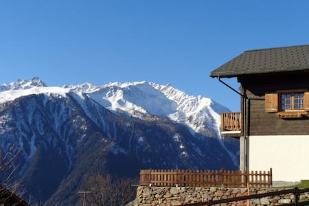 Chalet Moinstrois - Martigny-Combe - Lomamökki
