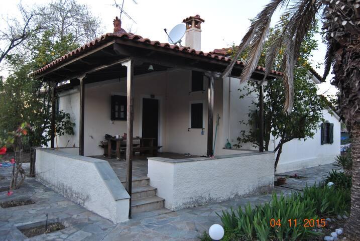 Cozy Cottage villa - Loggos - Villa
