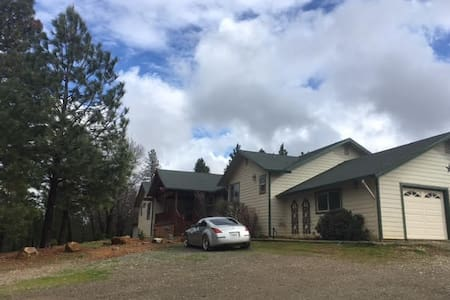 King of the Mountain- - Nevada City - Huis