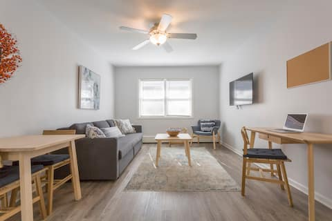 Simple&Suite 2 - Clean & Private Retreat, Pets OK