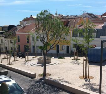 Belem Charming Apartment - Lisabon - Byt