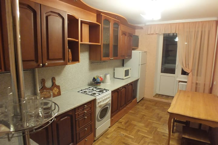 3-х комнатная квартира - Mogilev - Lägenhet
