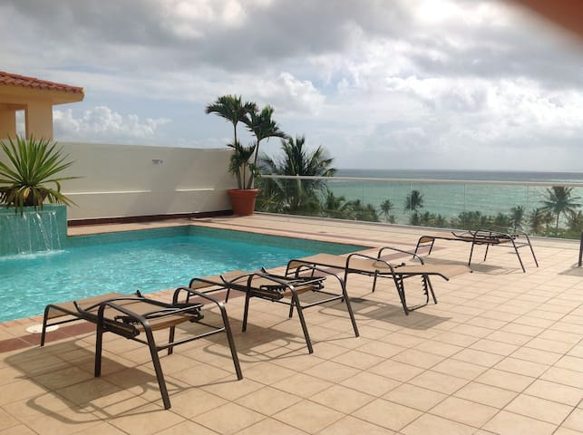 Penthouse spectacular ocean view + - Humacao - Hus
