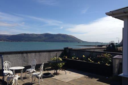 Seaside home by Carlingford Lough - Omeath - Talo