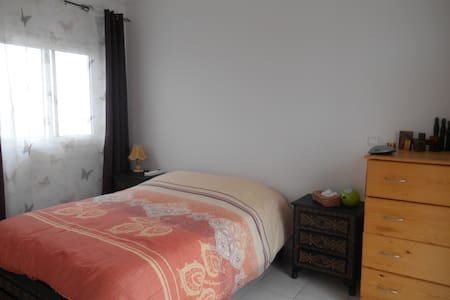 chambre privée avec terrasse - essaouira al jadida