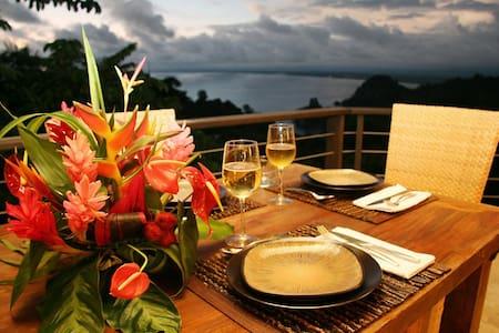 Tulemar Casa 405-Sleeps 8-Ocean View, Terraces - Manuel Antonio - Villa