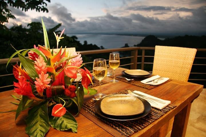 Tulemar Casa 405-Sleeps 8-Ocean View, Terraces