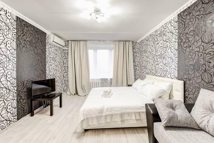 Apartment Shmitovskiy proyezd