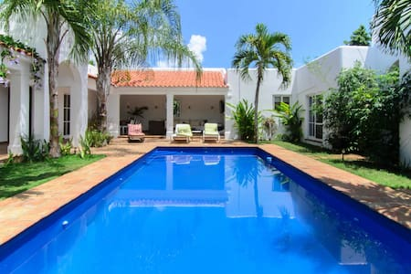 Beautiful private room in villa - Cabarete