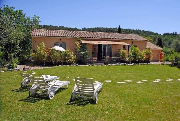 gîte bien-être 4/6 personnes 75m² - Grasse - Villa