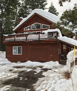 Cabin for entertainment - Tahoe City