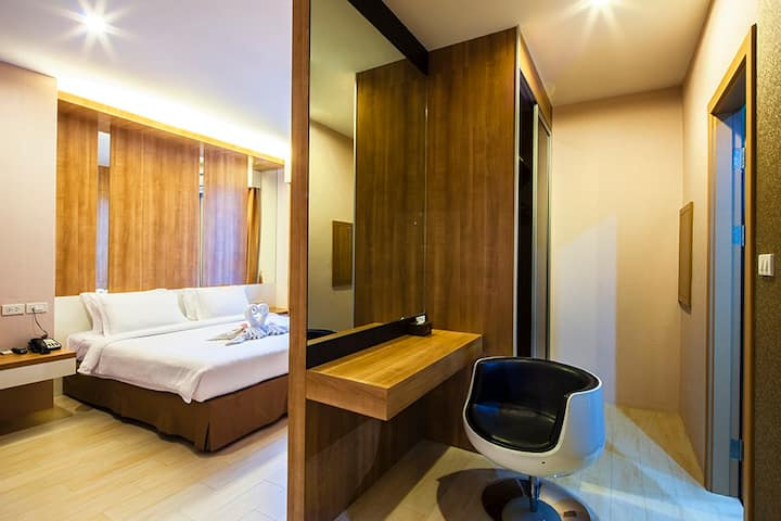 Clean Family Suite at Golden City Rayong