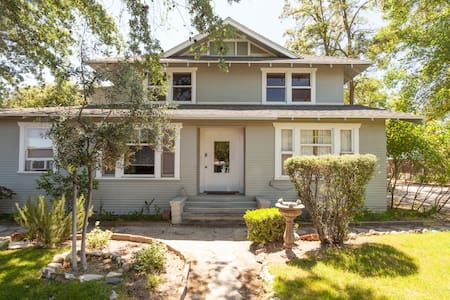 Classic craftsman close to downtown