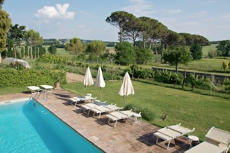 Villa Aureli Adolfo East Apartment - Perugia - Wohnung