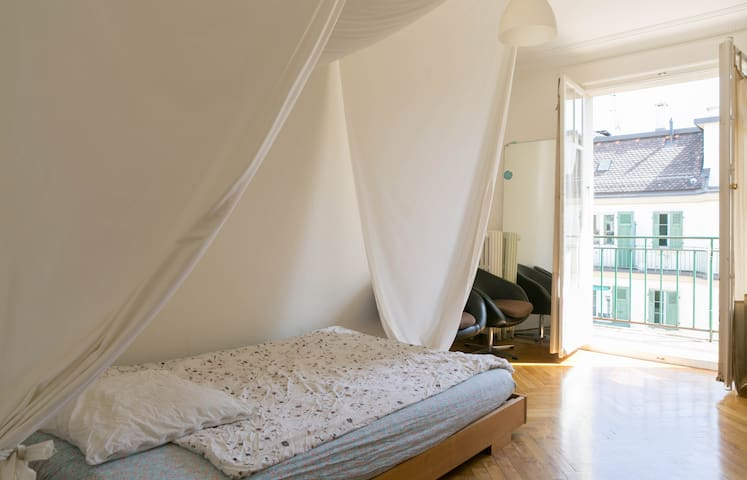 charming private flat  - Cenevre