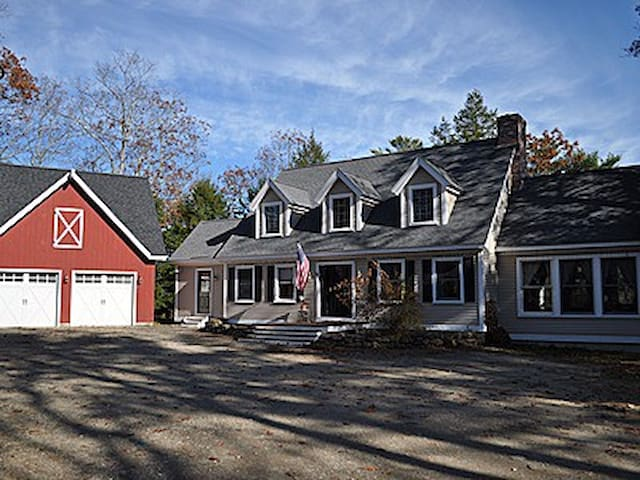 Custom home close to Popham Beach