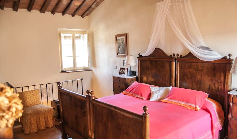 RELAXING HOLIDAY IN TUSCANY - Lama - Apartamento