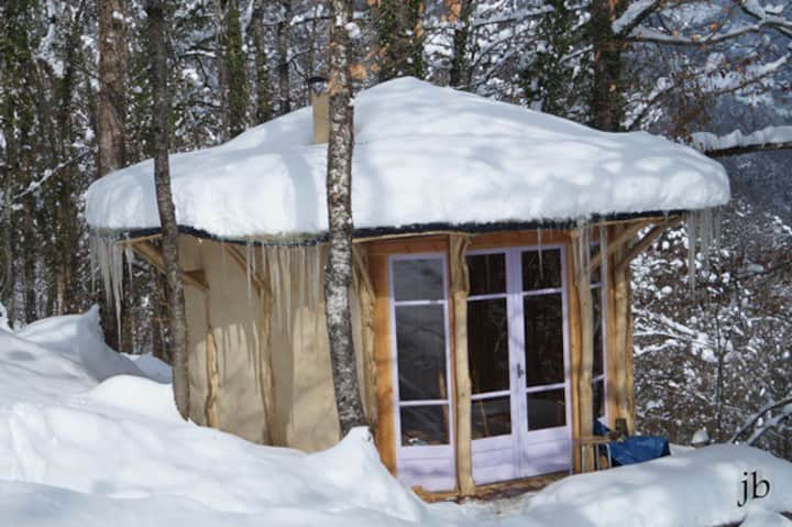Cabane du fond des bois