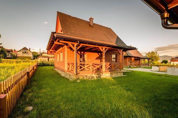 chataliptov 1 - Liptovský Trnovec - Cabin