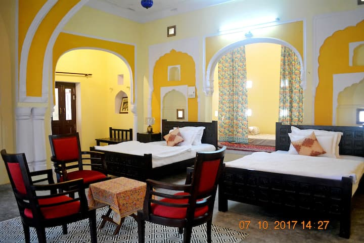Enjoy Sunsets at Fully Equipped 2BR  at Marwa Fort