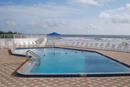 Oceanfront Condo - New Smyrna Beach