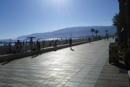 Habitacion  Doble 3min de la playa - Almería