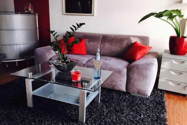 Schönes privates Appartement