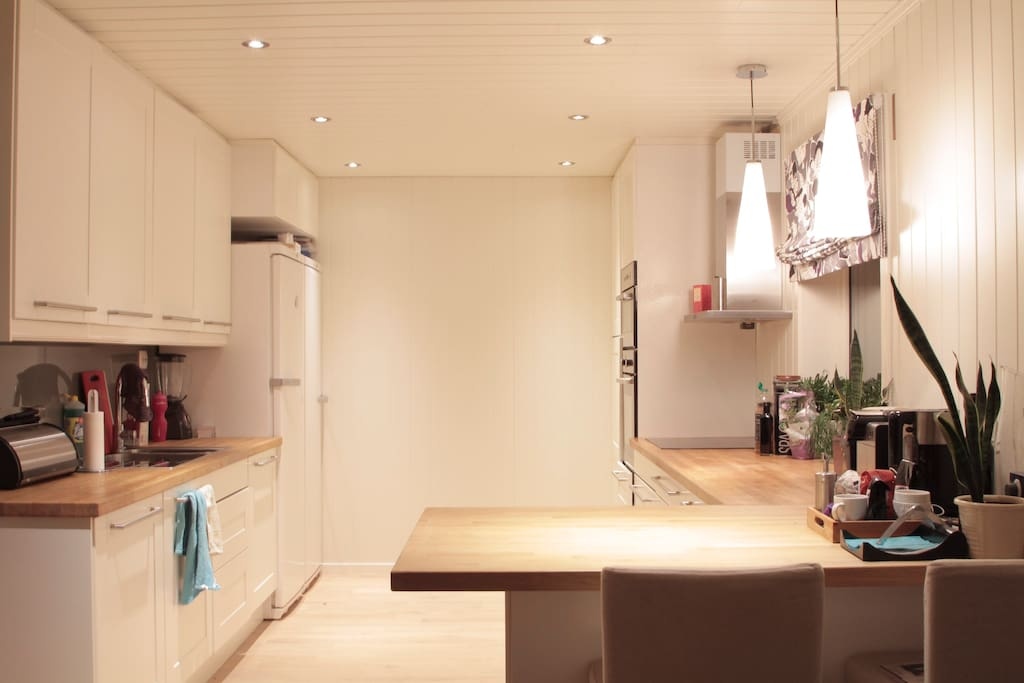 Nice kitchen, fully equipped