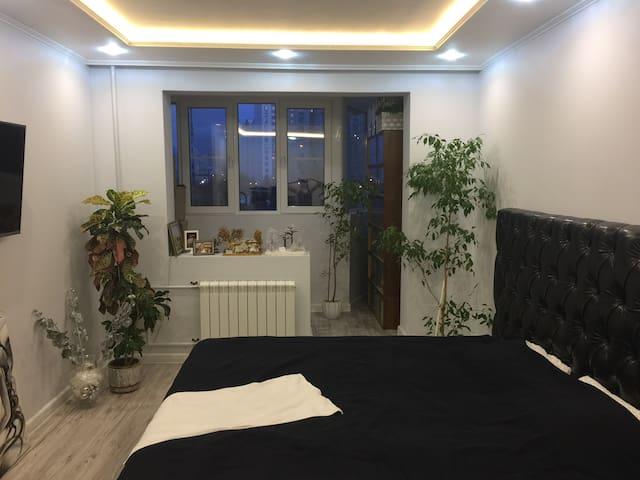 Уютная комнатка в Митино для двоих - Moskva - Appartement