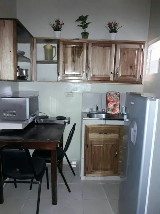 Kitchen / Cocineta