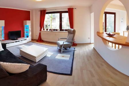 Stay in a cozy atmosphere - Bremen - Appartement