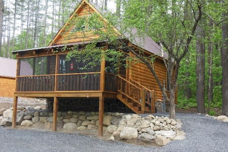 Enjoy Autumn In The Adirondacks - Cabane