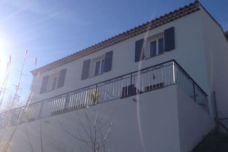Belle villa contemporaine - Meyreuil - Ev