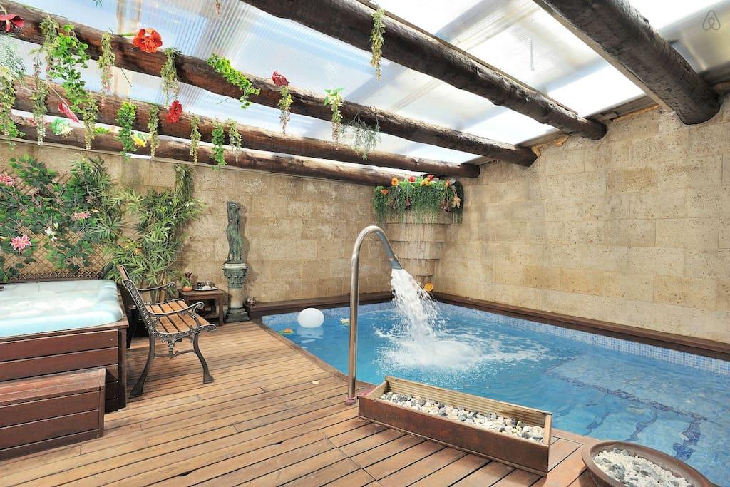 Casa con spa cerca de sitges maisons louer vilanova - Spa vilanova i la geltru ...
