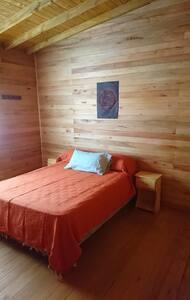 Calidad y confortable Cabaña en Miramar