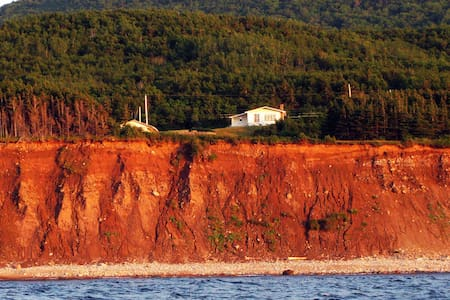 Ocean View home on the Cabot Trail Cape Breton