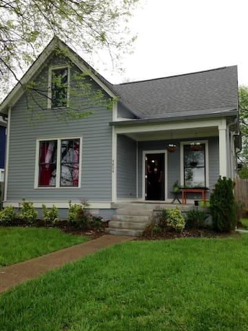 Charming Nations Home - Nashville