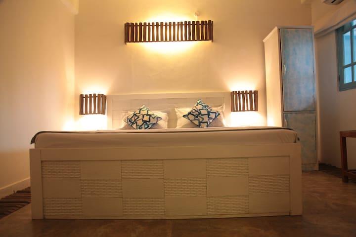 Greek Themed Deluxe Room in Baga