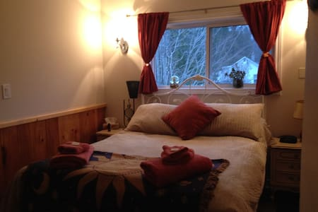 Circa 1894 Moon Room, Free Spa access; tubs/saunas - Lanark - Bed & Breakfast