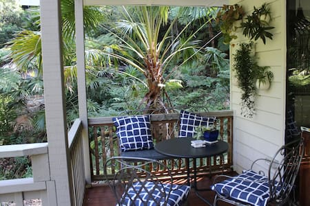 Beach and rainforest haven - Great Mackerel Beach