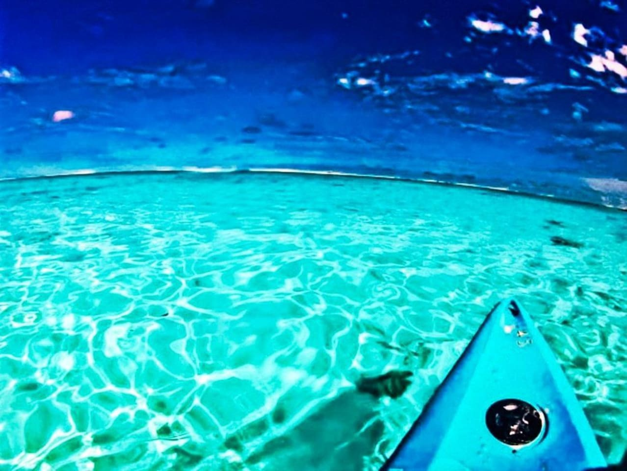 grab a kayak and hit the lagoon. lets be honest - if you dont like the water and beach then maybe a place inland might be better for you. BUT if you do like the water and see this as a big part of your holiday then you are looking at the right place!