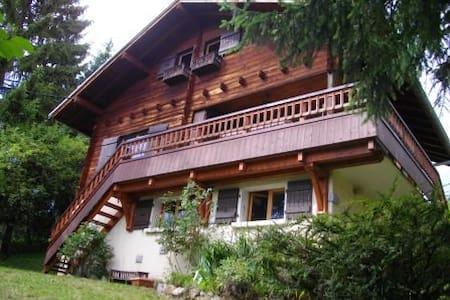 Chalet de montagne - Serraval - Faház