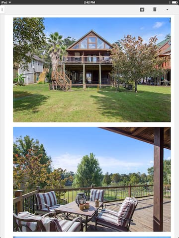Beautiful Oak House on the River! - Denham Springs - Talo