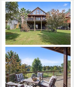 Beautiful Oak House on the River! - Denham Springs