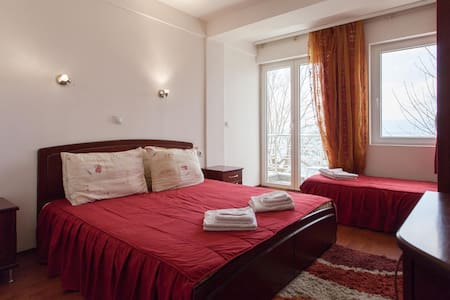 Saint Stefan - room for three - Sveti Stefan