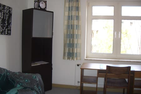 A nice flat right at the University