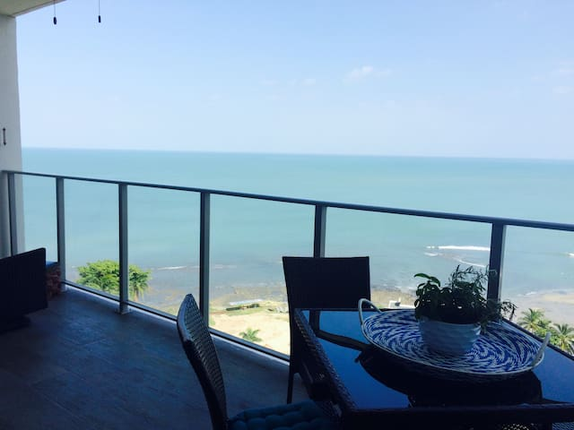 Spectacular Luxury Oceanfront Condo - San Carlos - Appartement