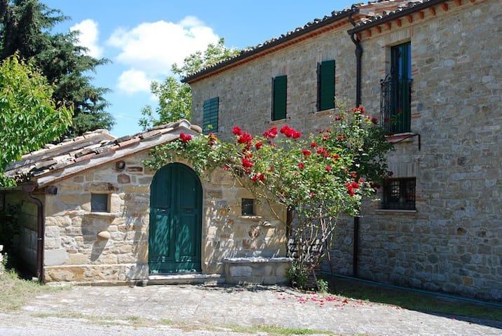 Villa Tre Molini - Cingoli - Lägenhet