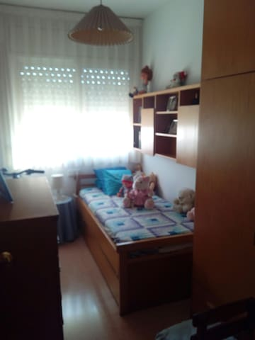 Habitación privada 2 Sabadell 25 min de Barcelona - 薩瓦德爾 - 公寓